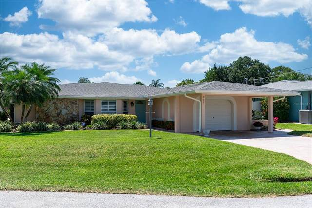 805 Suncrest Drive, Nokomis, FL 34275 (MLS #A4500398) :: Keller Williams Realty Select