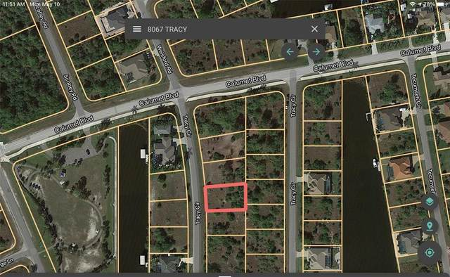 8067 Tracy Circle, Port Charlotte, FL 33981 (MLS #A4500400) :: Armel Real Estate