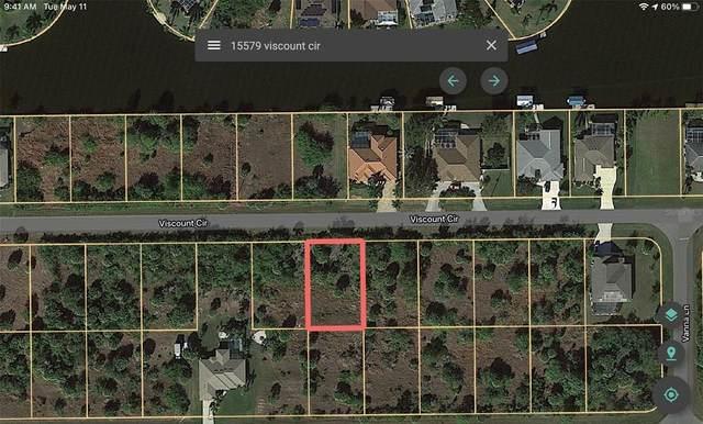 15579 Viscount Circle, Port Charlotte, FL 33981 (MLS #A4500411) :: Armel Real Estate