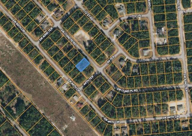 Lot 6 Sw 172Nd Place Road, Ocala, FL 34473 (MLS #A4500430) :: CGY Realty