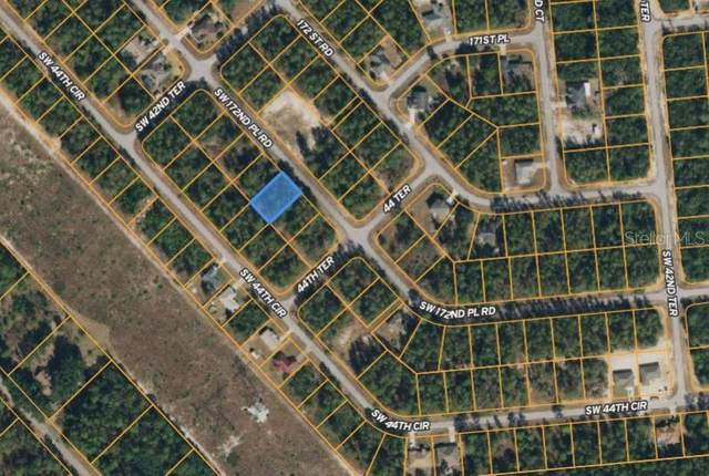Lot 5 Sw 172Nd Place Road, Ocala, FL 34473 (MLS #A4500437) :: CGY Realty