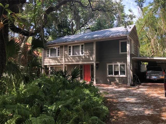 2171 Mcclellan Parkway, Sarasota, FL 34239 (MLS #A4500463) :: The Paxton Group