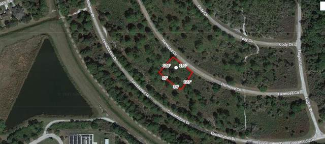 Hermosa Circle, North Port, FL 34291 (MLS #A4500471) :: The Paxton Group