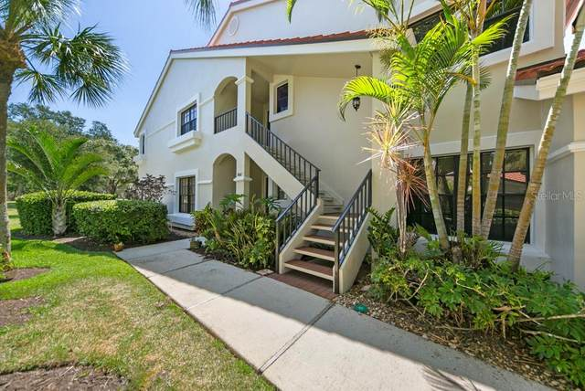 7609 Fairway Woods Drive #505, Sarasota, FL 34238 (MLS #A4500488) :: The Paxton Group