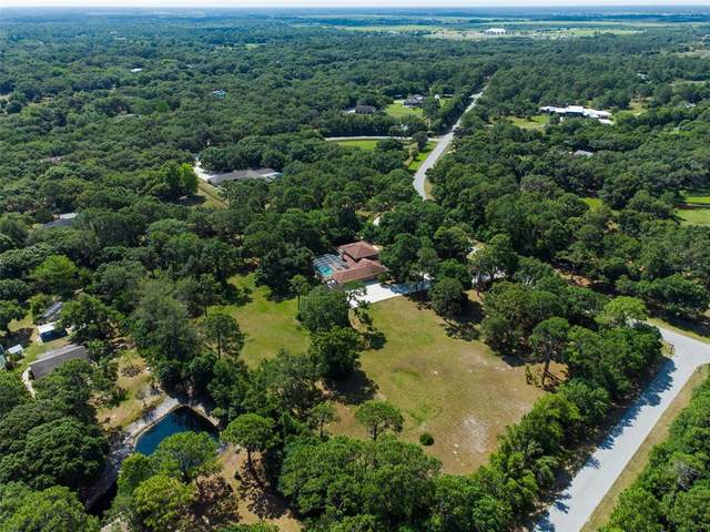 7401 S Gator Creek Boulevard, Sarasota, FL 34241 (MLS #A4500508) :: New Home Partners