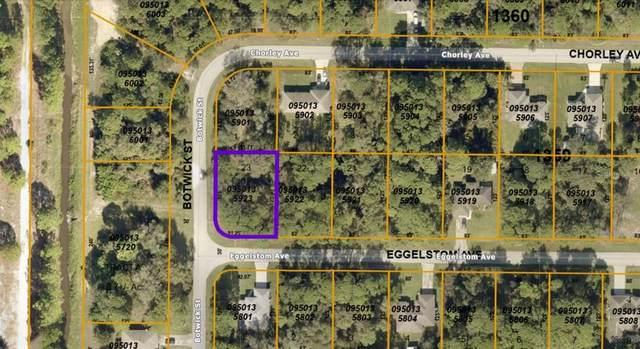0950135923 Eggelstom Avenue, North Port, FL 34291 (MLS #A4500510) :: The Duncan Duo Team