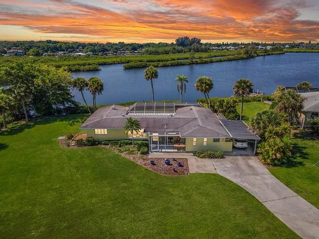 780 Lot 10 Bayview Drive, Nokomis, FL 34275 (MLS #A4500512) :: Team Borham at Keller Williams Realty