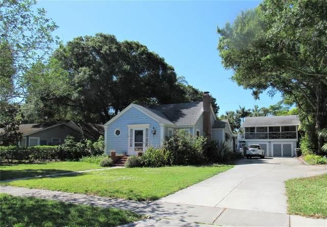 1860 Boyce Street, Sarasota, FL 34239 (MLS #A4500522) :: The Paxton Group