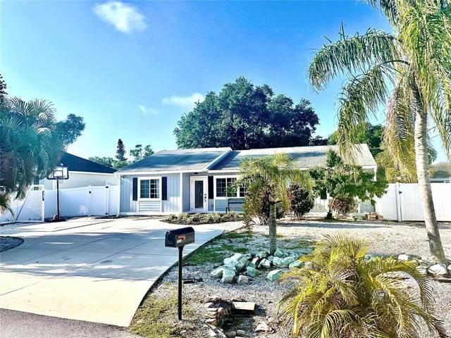 2816 Gypsy Street, Sarasota, FL 34231 (MLS #A4500529) :: New Home Partners