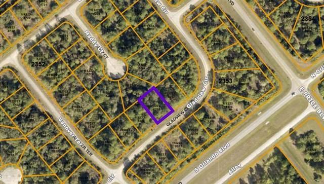 Gladview Circle, North Port, FL 34288 (MLS #A4500551) :: Team Pepka