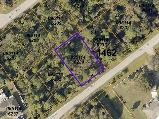 Roman Avenue, North Port, FL 34291 (MLS #A4500559) :: Bob Paulson with Vylla Home