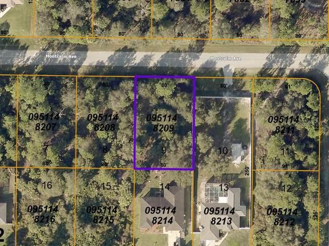 Montcalm Avenue, North Port, FL 34291 (MLS #A4500564) :: Bob Paulson with Vylla Home