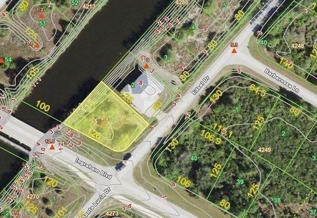 14054 Edsel Drive, Port Charlotte, FL 33981 (MLS #A4500575) :: Griffin Group
