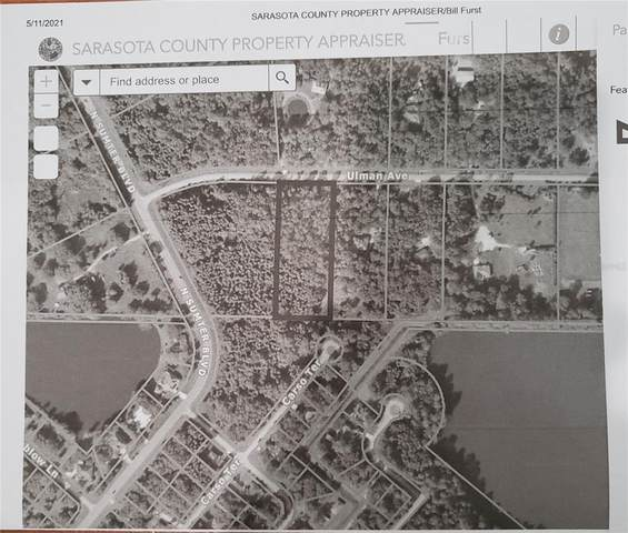 Ulman Avenue, North Port, FL 34286 (MLS #A4500590) :: Everlane Realty
