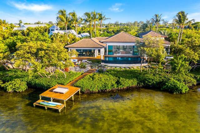 8017 Marina Isles Lane, Holmes Beach, FL 34217 (MLS #A4500595) :: Team Borham at Keller Williams Realty