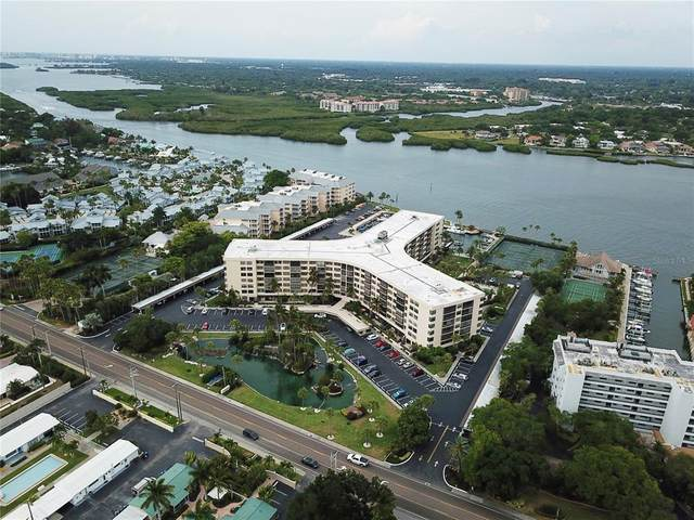 5855 Midnight Pass Road #128, Sarasota, FL 34242 (MLS #A4500628) :: The Hesse Team