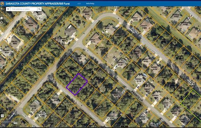 Parasol Lane, North Port, FL 34286 (MLS #A4500641) :: The Figueroa Team