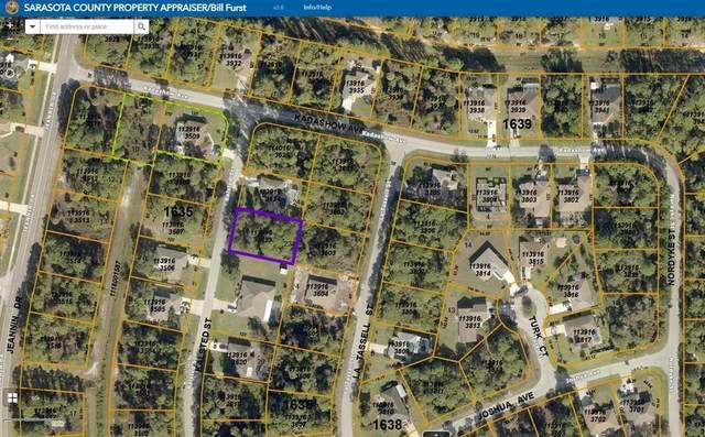Kalsted Street, North Port, FL 34288 (MLS #A4500644) :: The Lersch Group