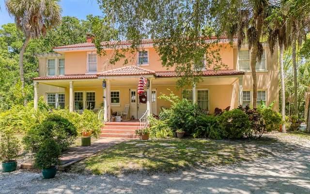 4014 Bay Shore Road, Sarasota, FL 34234 (MLS #A4500645) :: Rabell Realty Group