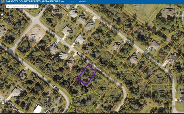 Maximo Road, North Port, FL 34286 (MLS #A4500647) :: The Figueroa Team