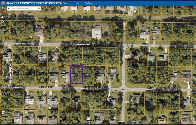 Jaslo Avenue, North Port, FL 34286 (MLS #A4500652) :: New Home Partners