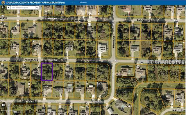 Alesio Avenue, North Port, FL 34286 (MLS #A4500661) :: The Figueroa Team
