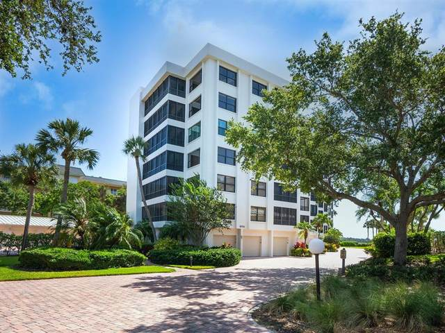 8701 Midnight Pass Road 507A, Sarasota, FL 34242 (MLS #A4500712) :: The Hesse Team