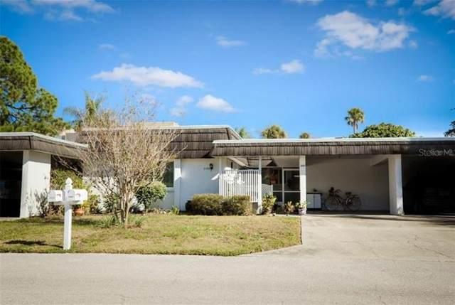 3947 Panola Lane #180, Sarasota, FL 34232 (MLS #A4500731) :: Griffin Group
