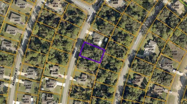 Midland Street, North Port, FL 34288 (MLS #A4500768) :: Southern Associates Realty LLC