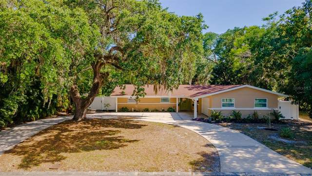 3722 Breezemont Drive, Sarasota, FL 34232 (MLS #A4500779) :: The Robertson Real Estate Group