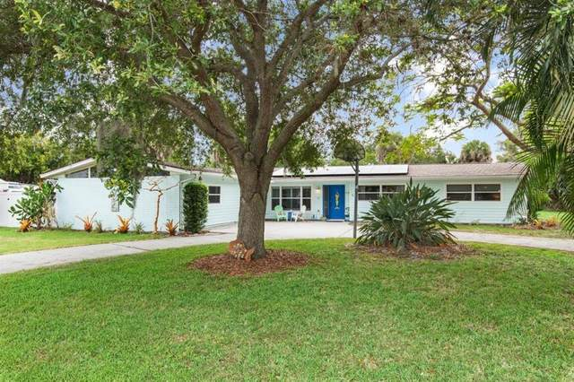 6124 Olive Avenue, Sarasota, FL 34231 (MLS #A4500797) :: Keller Williams Realty Select