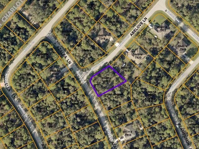 Azalea (Corner) Lane, North Port, FL 34291 (MLS #A4500801) :: The Lersch Group