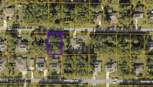 0965092613 Zambrana Avenue, North Port, FL 34286 (MLS #A4500866) :: Griffin Group