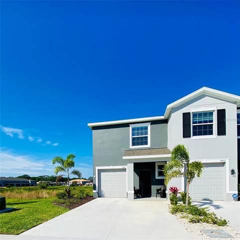 8561 Milestone Drive, Sarasota, FL 34238 (MLS #A4500881) :: Keller Williams Realty Select