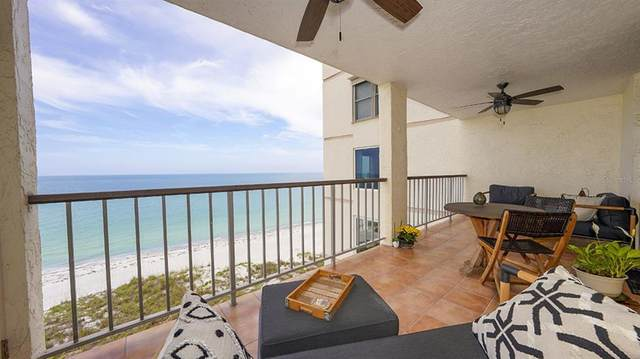 4401 Gulf Of Mexico Drive #703, Longboat Key, FL 34228 (MLS #A4500908) :: Prestige Home Realty