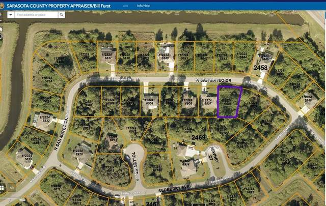 N San Mateo Drive, North Port, FL 34288 (MLS #A4500912) :: The Lersch Group