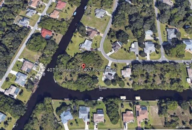 407 Fountain Street, Port Charlotte, FL 33953 (MLS #A4500934) :: The Kardosh Team