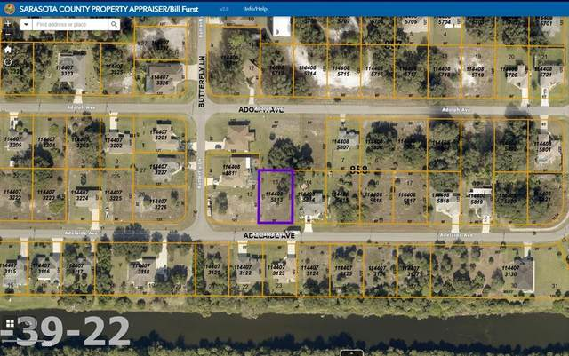 E Adelaide Avenue E, North Port, FL 34288 (MLS #A4500937) :: Southern Associates Realty LLC