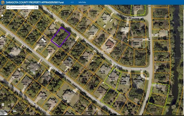 Hempstead Avenue, North Port, FL 34286 (MLS #A4500942) :: Armel Real Estate