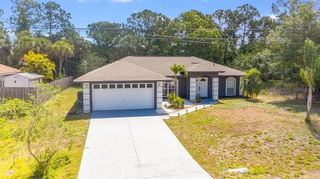 1710 New Street, North Port, FL 34286 (MLS #A4500943) :: Team Pepka