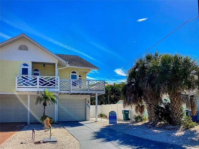 203 73RD Street, Holmes Beach, FL 34217 (MLS #A4500944) :: McConnell and Associates