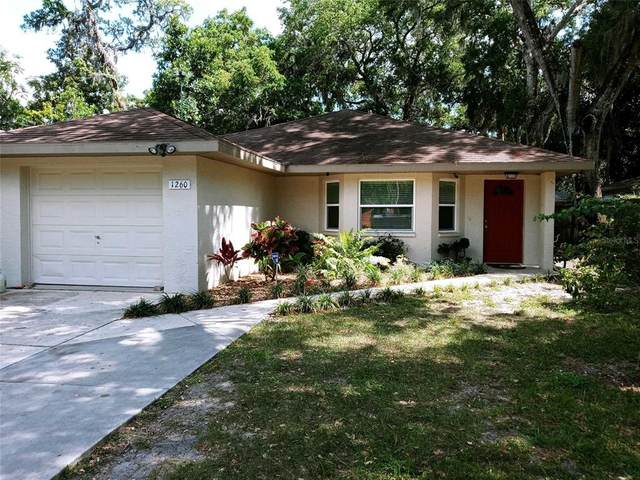 1260 32ND Street, Sarasota, FL 34234 (MLS #A4500964) :: Team Pepka