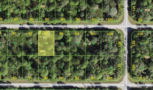 14043 Hughes Avenue, Port Charlotte, FL 33953 (MLS #A4500972) :: Frankenstein Home Team