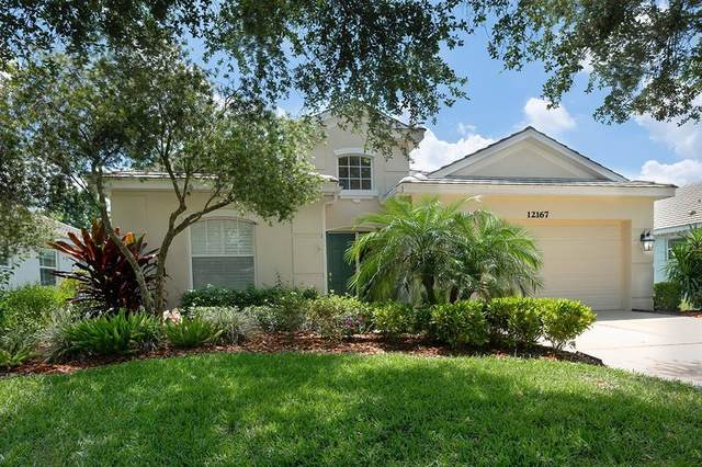 12167 Maple Ridge Drive, Parrish, FL 34219 (MLS #A4500975) :: Realty Executives in The Villages
