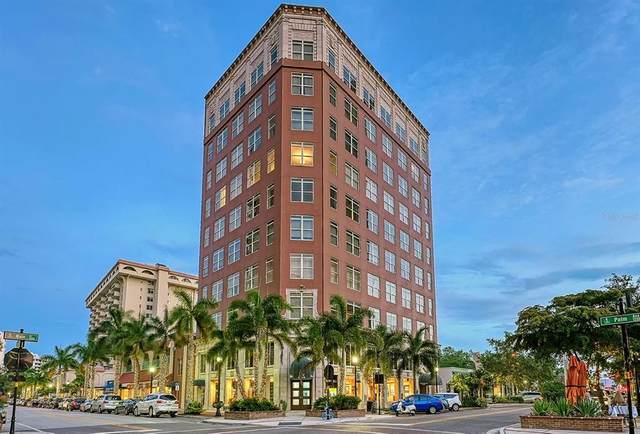 1330 Main Street #7, Sarasota, FL 34236 (MLS #A4500993) :: Tuscawilla Realty, Inc