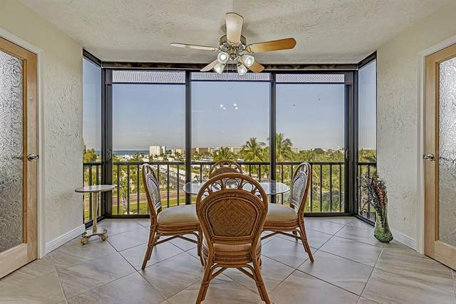 5855 Midnight Pass Road #627, Sarasota, FL 34242 (MLS #A4501059) :: The Hesse Team