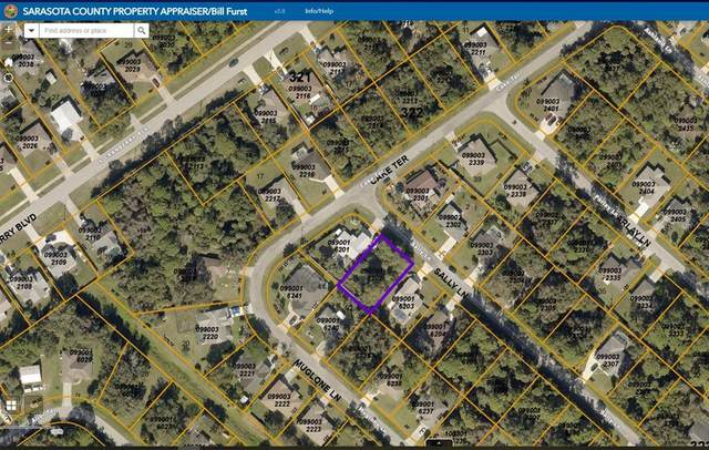 Sally Lane, North Port, FL 34286 (MLS #A4501081) :: RE/MAX LEGACY