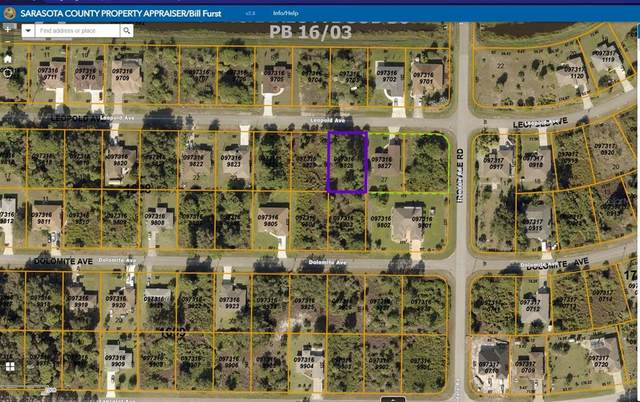 Leopold Avenue, North Port, FL 34287 (MLS #A4501086) :: Carmena and Associates Realty Group
