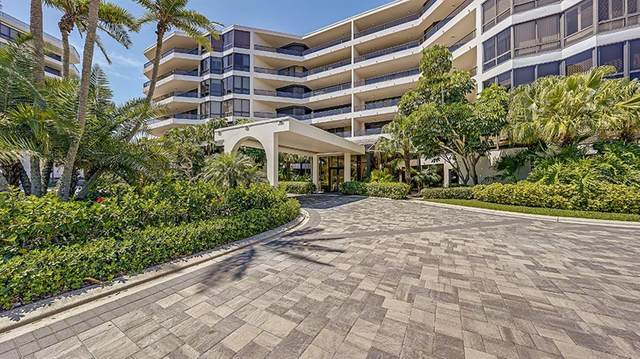 565 Sanctuary Drive B404, Longboat Key, FL 34228 (MLS #A4501111) :: The Hesse Team