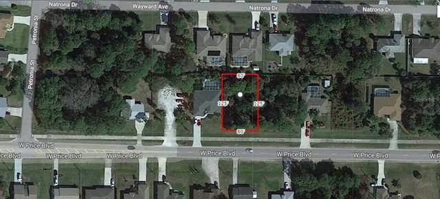 W Price Boulevard, North Port, FL 34286 (MLS #A4501158) :: Sarasota Home Specialists
